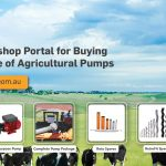 Roto Pumps launches Tirrana e-shop portal for buying Agricultural Pumps in Australia